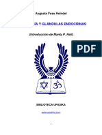 Augusta Foss - Astrologia y glandulas endocrinas