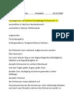 Fachsprache Medizin Protokoll 10.12.20