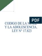 Códigodelaniñez