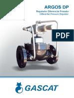 Mi51- Valv. Reguladora Diferencial de Pressão Argos Dp - Por-Eng - 072017