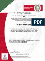 OHSAS_18001_UTINGA_PT