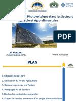 04 CSPV Séminaire PV Agriculture Kef 161125