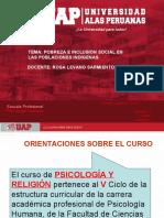 01. PSICOLOGIA SOCIAL - POBREZA E INCLUSION SOCIAL.