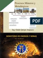 Presentacion Nº 1 Actividad minera actualizado
