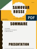 Le Samovar Russe