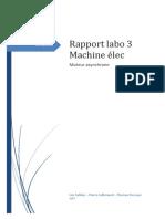 Rapport labo 3