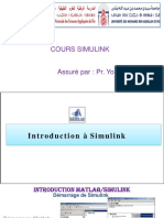 Cours Simulink