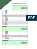 Checklist - IT 16 e IT 17 (1)