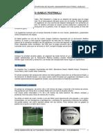 FÚTBOL GAÉLICO (GAELIC FOOTBALL)