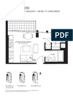 The Yorkville Condos Typical Floor Plans