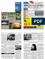 "Kuta Weekly-Edition 225 ""Bali"" Premier Weekly Newspaper"""