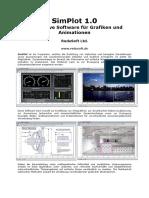 SimPlot 1.0 - Grafik-Animationsprogramm