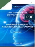 LIVRO 2 - NEUROPSICOPEDAGOGIA - PÓS UNIATENEU - VOLUME 2 (1)