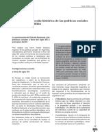 FIRPOyZal - Reseña historica Politicas sociales (1)