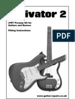 Jfet Guitar Preamp