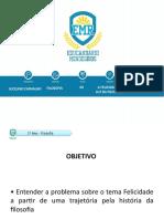 FILOSOFIA E FELICIDADE