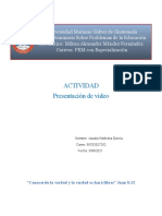 Presentacion Video