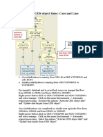 Data Flow for ODS