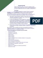 ESPECIFICACIONES ACTIVIDADES PRELIMINARES[1]