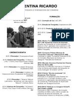 CV - Valentina Ricardo 2020_2