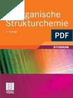 Anorganische Strukturchemie - 6.Auflage - U. Müller