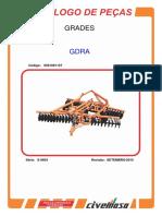 GDRA - Catalogo