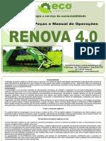 RENOVA 4.0 - Catálogo Peças