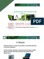 Green Electronics