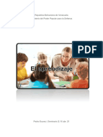 Trabajo Escrito Pedro Suarez Seminario 2
