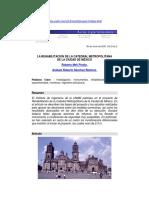 C1R3 LA REHABILITACION DE LA CATDRAL METROPOLITANA