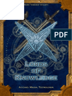 157862310 Lords of Knowledge Gioco Di Ruolo