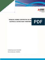 Manual Sobre Contratos de Energia Elétrica e Estrutura Tarifária 2012