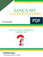 Liderança no Cooperativismo Aula 18 05 2021