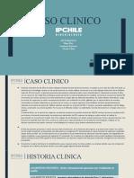 CASO CLINICO SINDROME AGUDO CORONARIO
