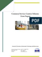 CSC concept note