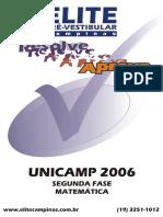 unicamp_06_fase2_mat_ing_ELITE