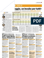 La Gazzetta Dello Sport 19-03-2011