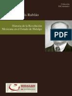Revolución Mexicana en Hidalgo