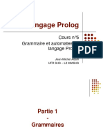 Prolog-cours