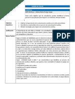 DISEÑO DE TALLER COMUNICACIÓN ASERTIVA