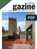 il magazine dell'architettura