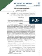 Cambios legislativos 4ESO y FP