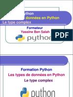 9- Le type complex en Python - Yassine Ben Salah