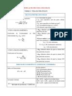 Fórmulas Mec Solos