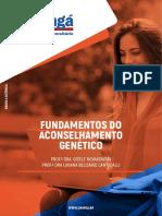 FUNDAMENTOS DO ACONSELHAMENTO GENÉTICO - AVA