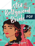 Sister of the Bollywood Bride by Nandini Bajpai Chapter Sampler