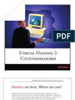 Ethical Hacking & Countermeasures by Haja Mohideen