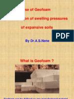 Geofoam for Swelling Soils