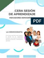 3eraa - Indicadores demográficos