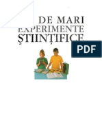150 de Mari Experimente Stiintifice - romana, pt copii, Science Experiments for Kids, fun experiments - (scan by Waspul for Mirun)